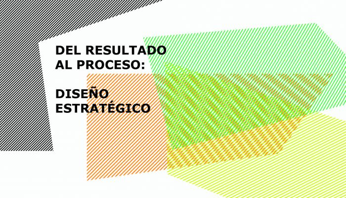 FROM RESULT TO PROCESS: STRATEGIC DESIGN